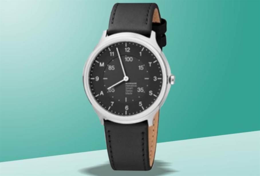 The new Mondaine Helvetica Regular is a smarter smartwatch