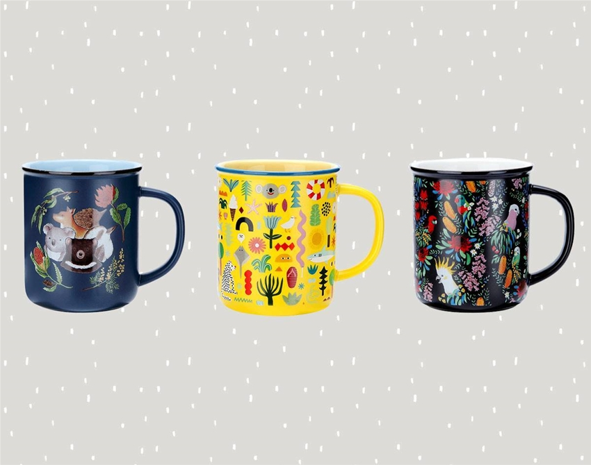mugs to brighten your day