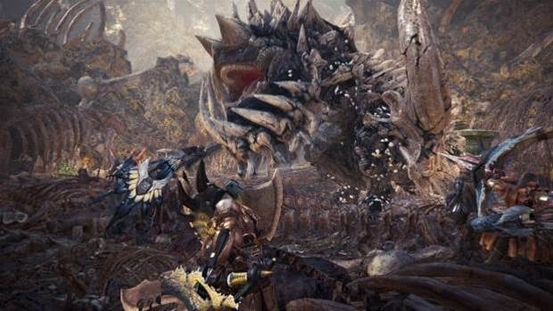 Monster Hunter World tips: A beginner's guide to exploring the New World