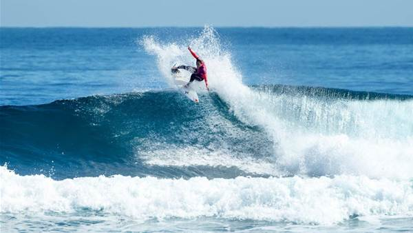 Straight Shooting on Day Six of the Margaret River Pro