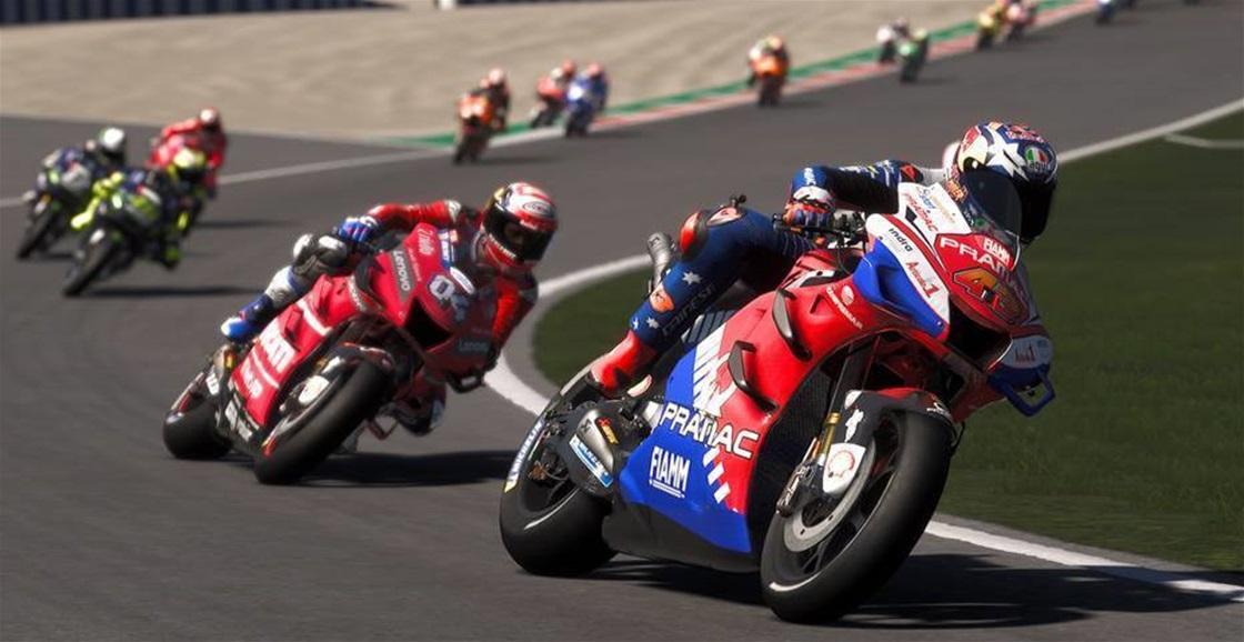Playing Now: MotoGP 19