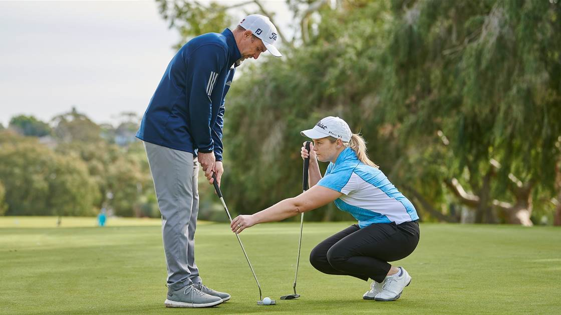 The new pathway into the golf industry