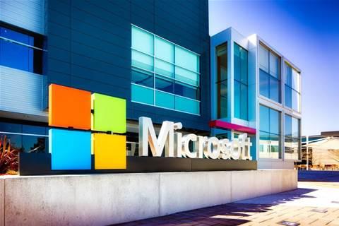 Microsoft taps former McAfee CEO to lead biz development