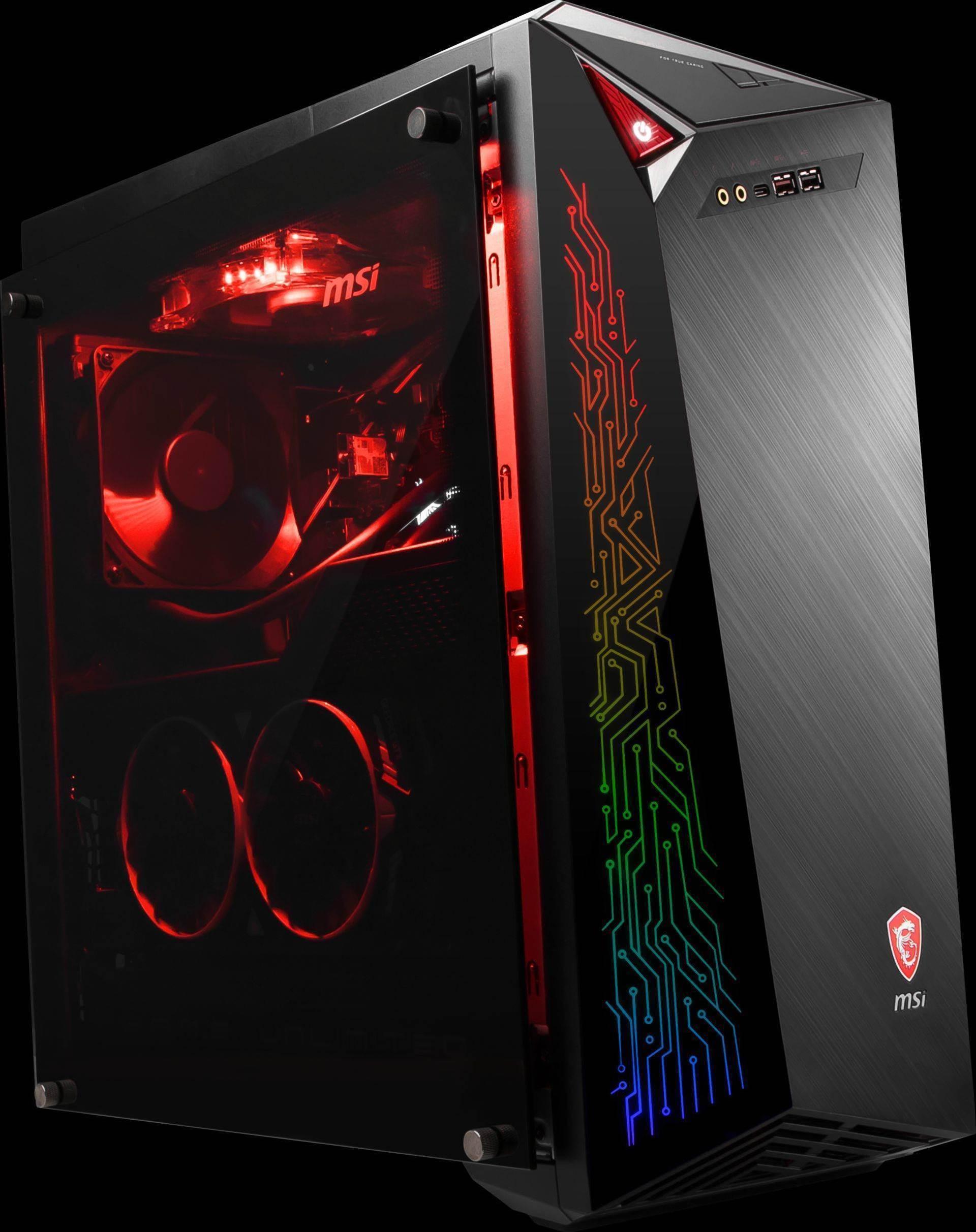 Review: MSI Infinite X Gaming PC
