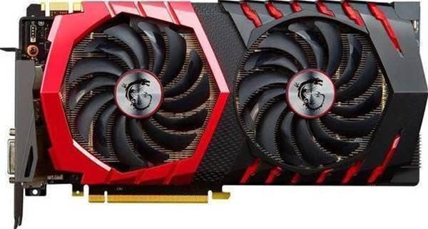 Review: MSI GeForce GTX 1070 Ti Gaming 8G