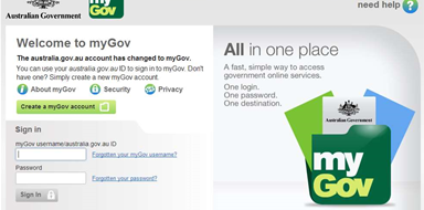 myGov logins surpass 3 million in less than 24 hours
