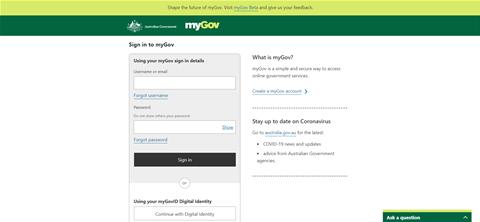 Digital ID finally comes to myGov