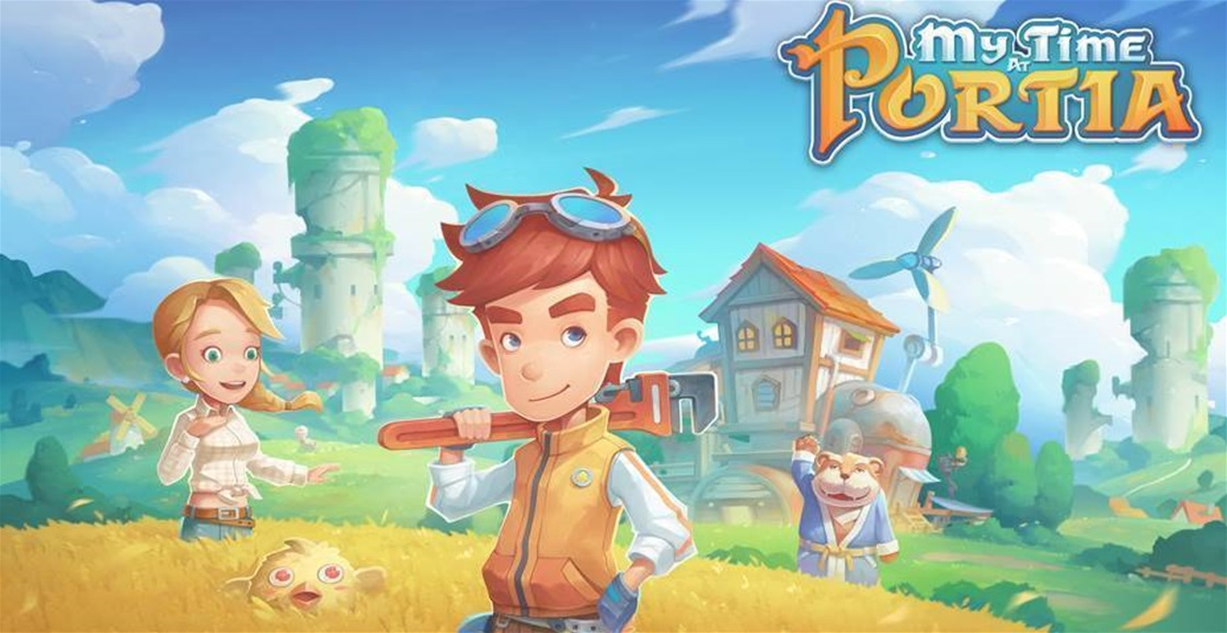 Playing Now: My Time At Portia