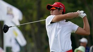 Nakajima wins Mark H McCormack Medal as leading men's amateur
