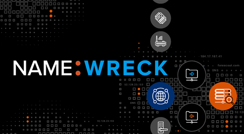 NAME:WRECK vulnerabilities could impact 100 million servers, IoT devices
