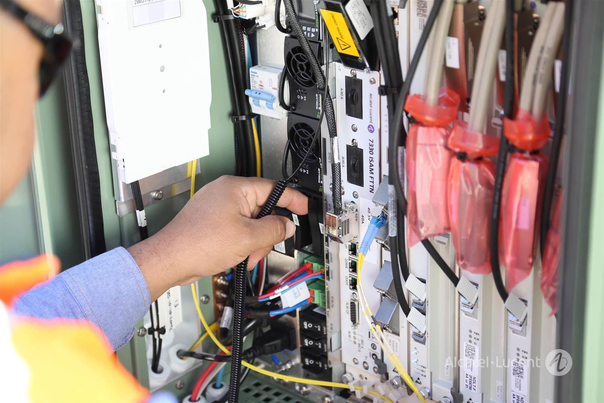 NBN Co says one in four FTTN lines can go over 100Mbps