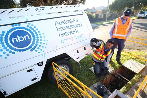 "Govt maintains NBN Co's $19.5bn loan ""will be"" refinanced"
