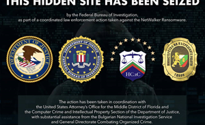 US authorities charge alleged Netwalker ransomware affiliate