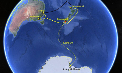 New subsea cable system planned between New Zealand and Australia
