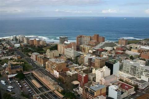City of Newcastle completes enviro-sensor network