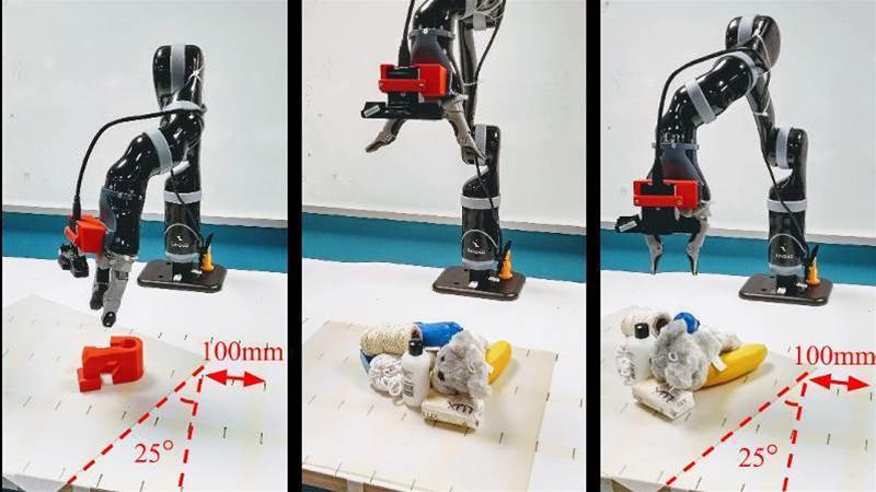 QUT neural network helps robots get a grip