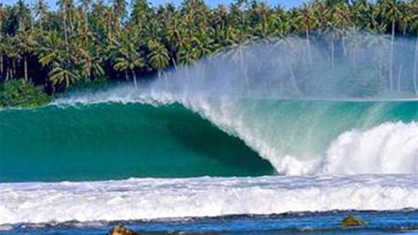 The Best Seven Seconds In Surfing