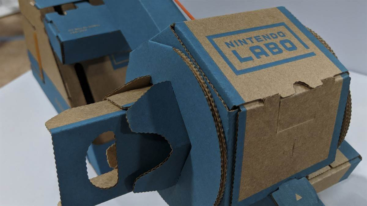 Review: Nintendo Labo