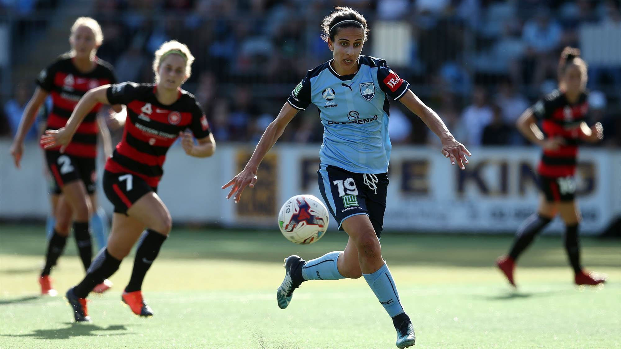 Juric: W-League not respected