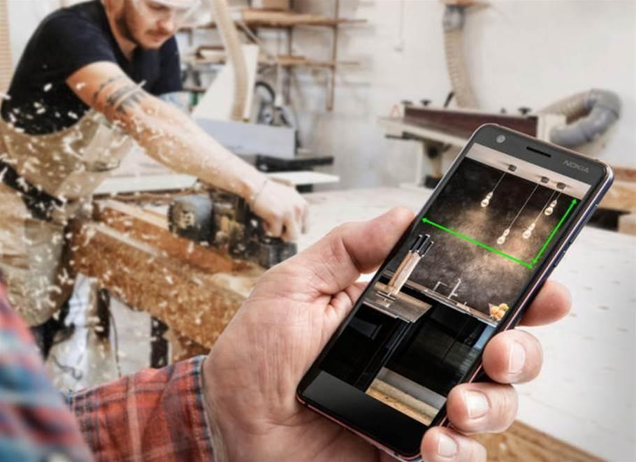 Nokia 3.1 is an entry-level phone clad in premium aluminium threads
