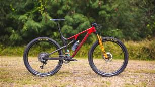 Anatomy of a downcountry bike