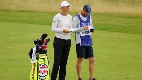 Winner's Bag: Anna Nordqvist – AIG Women's Open