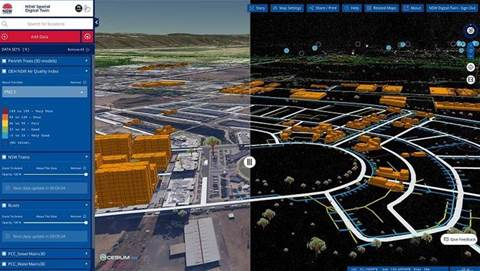 Telstra-led consortium to build out NSW's digital twin