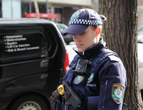 Bluetooth-enhanced guns, new body-cams on the way for NSW Police