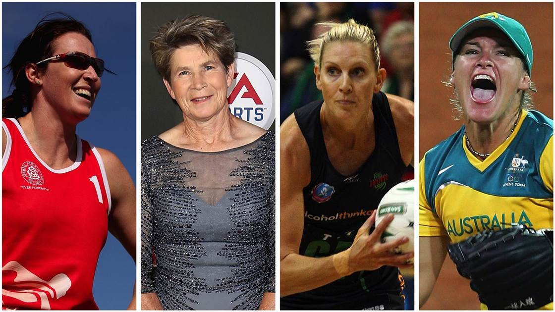 Four women added to NSW Hall Of Champions