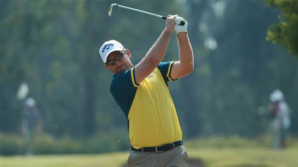 Younger takes NSW Open lead with birdie blitz