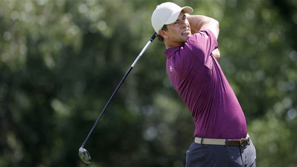 Scott puts play-off loss behind him with solid start