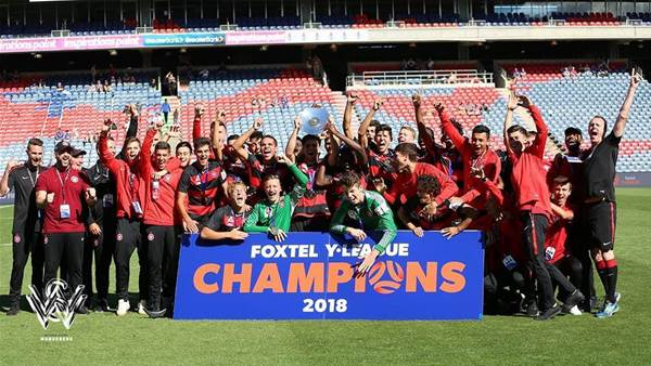 Wanderers: Van Marwijk can see Australia's got talent
