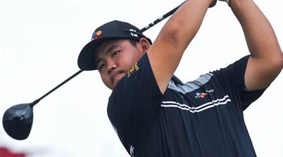 NZ Open: Korean teenage star leads Aussie trio