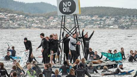 The Fight for  the Bight goes to the court