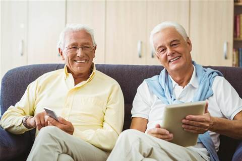 Baby boomers driving tech innovation in aged care