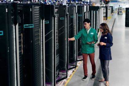 Not everybody wants to rule the world: Why HPE isn't worried about catching up to Dell