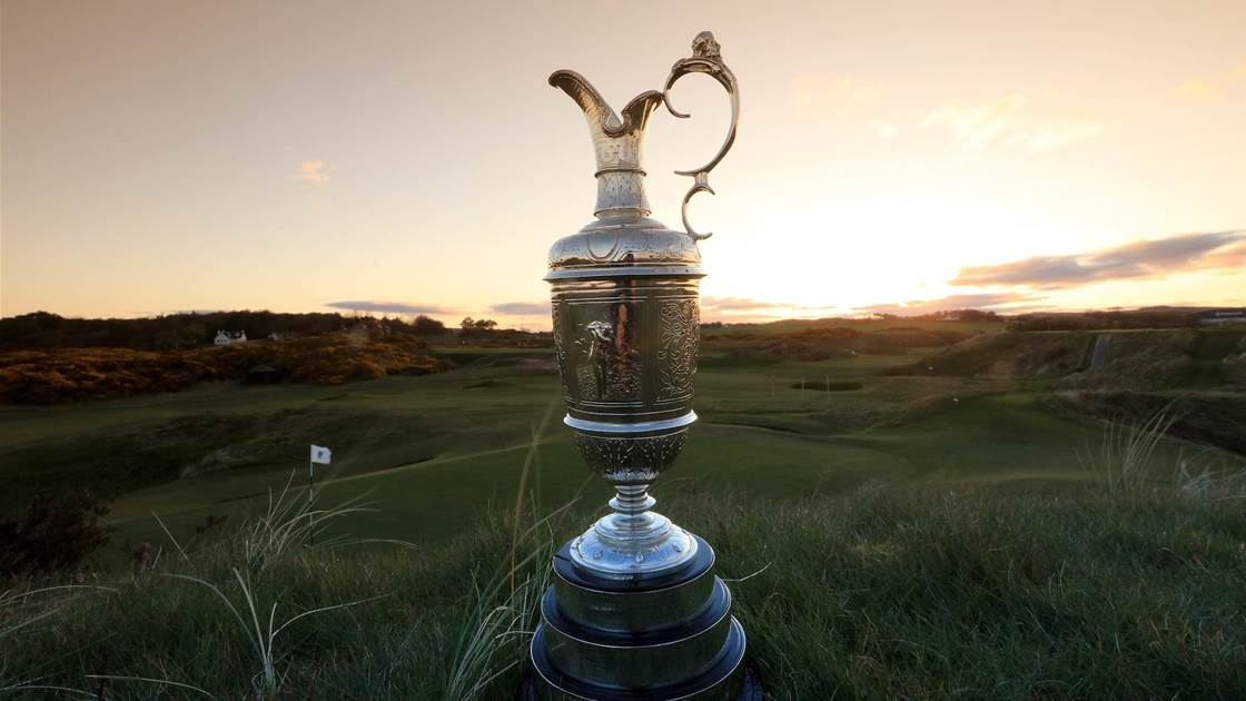 Royal Troon announced as 2023 Open host