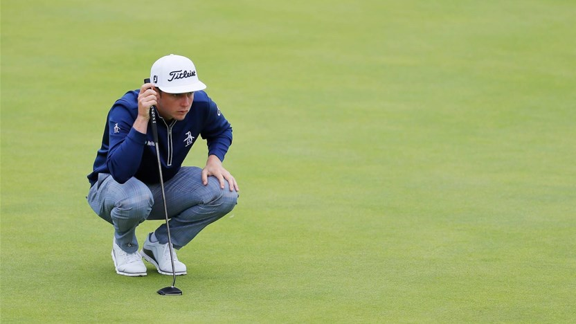 Smith the last Aussie still standing at Royal Portrush