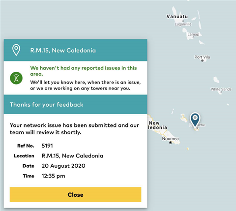 Optus opts for crowd-sourced mapping of service problems
