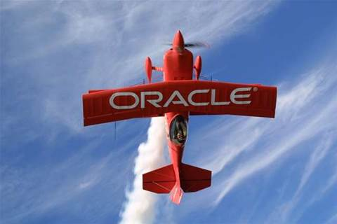 Oracle decides one CEO is enough