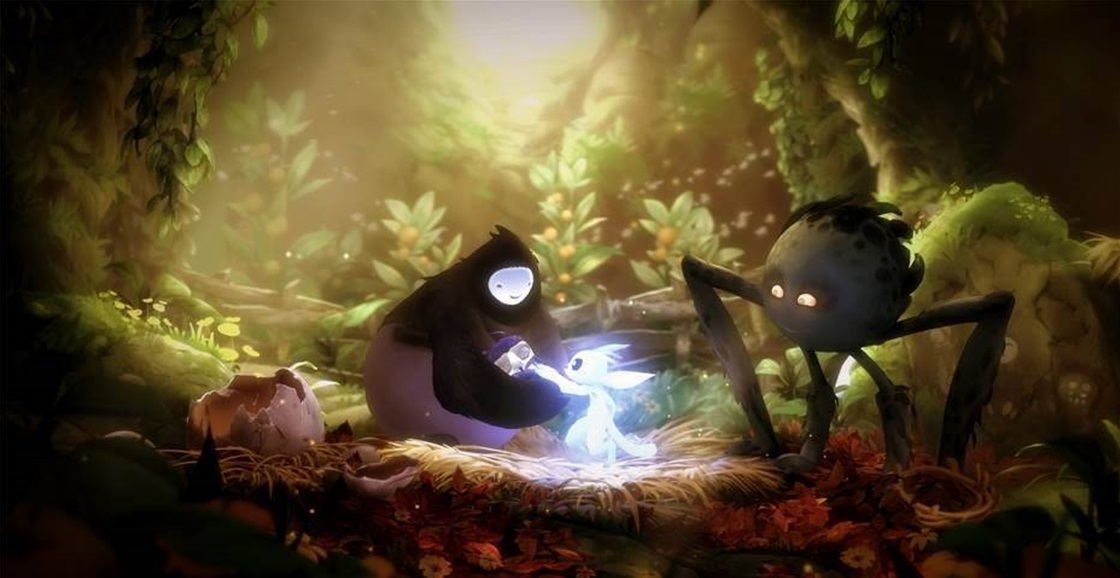 Playing Now: Ori and the Will of the Wisps