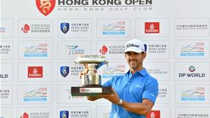 Ormsby goes wire-to-wire in Hong Kong