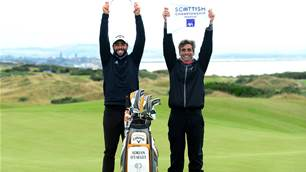 Winner's Bag: Adrian Otaegui – Scottish Championship presented by AXA