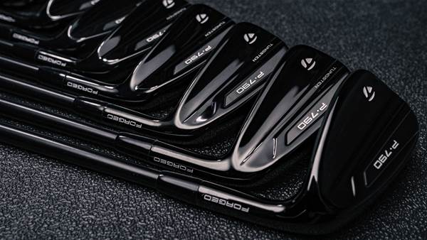 TaylorMade add P•790 Black irons to lineup