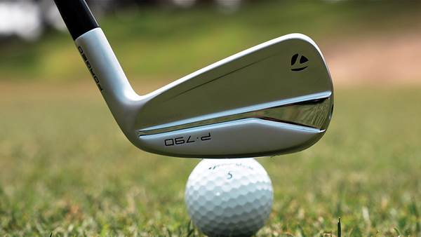 TaylorMade updates popular P•790 irons and UDI
