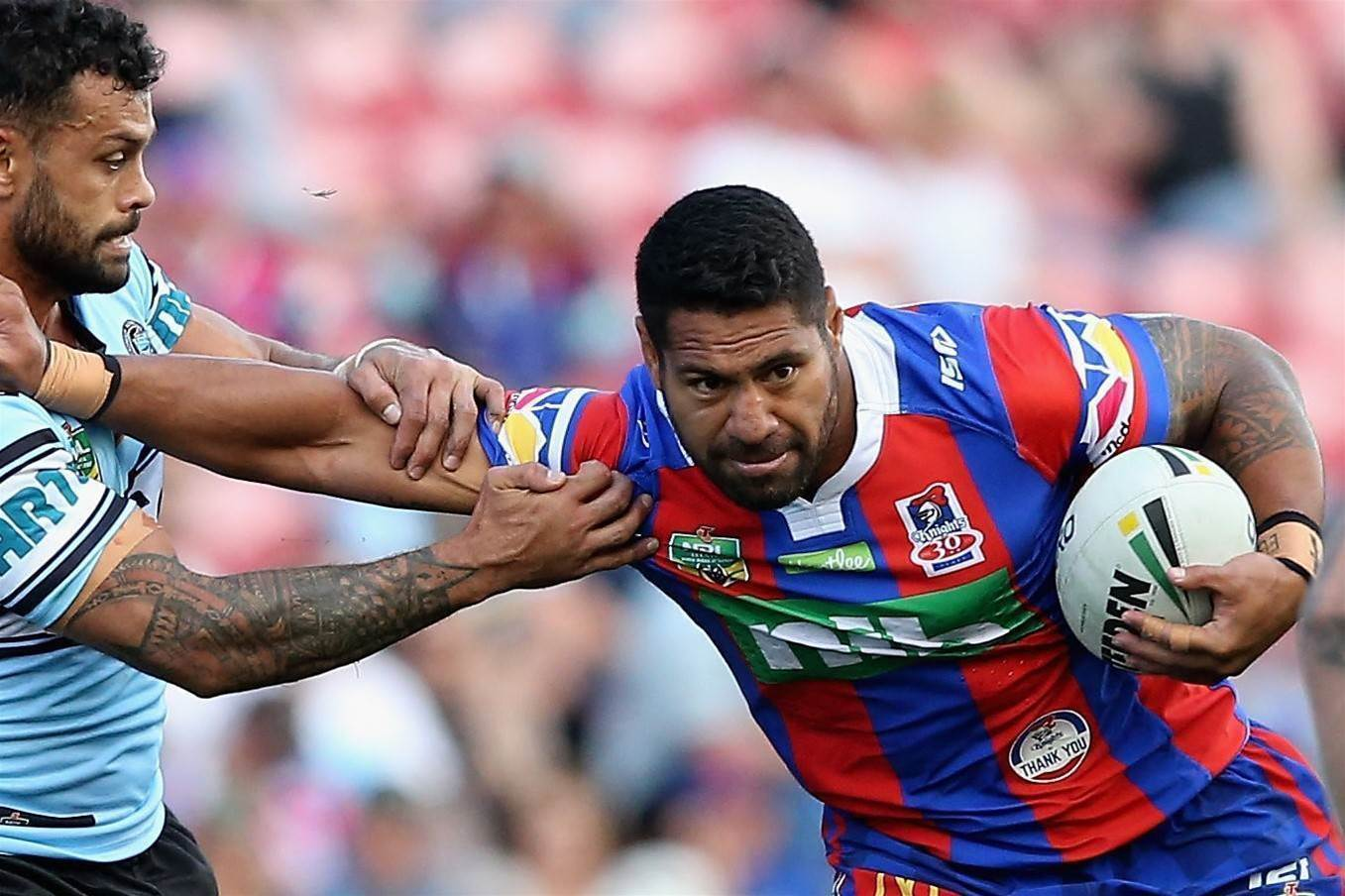Paea lifts lid on 'heartbreaking' Knights exit