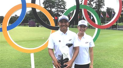 Olympics a family matter for Pan