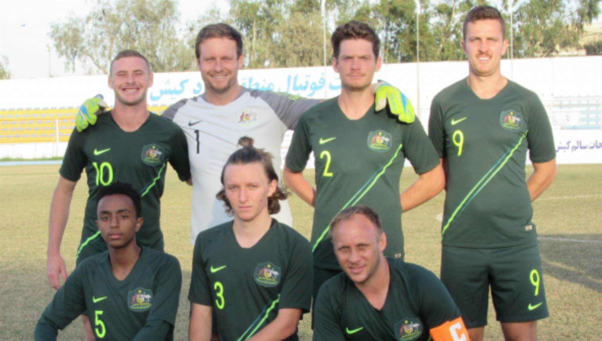 Rising Pararoos gunning for the World Cup