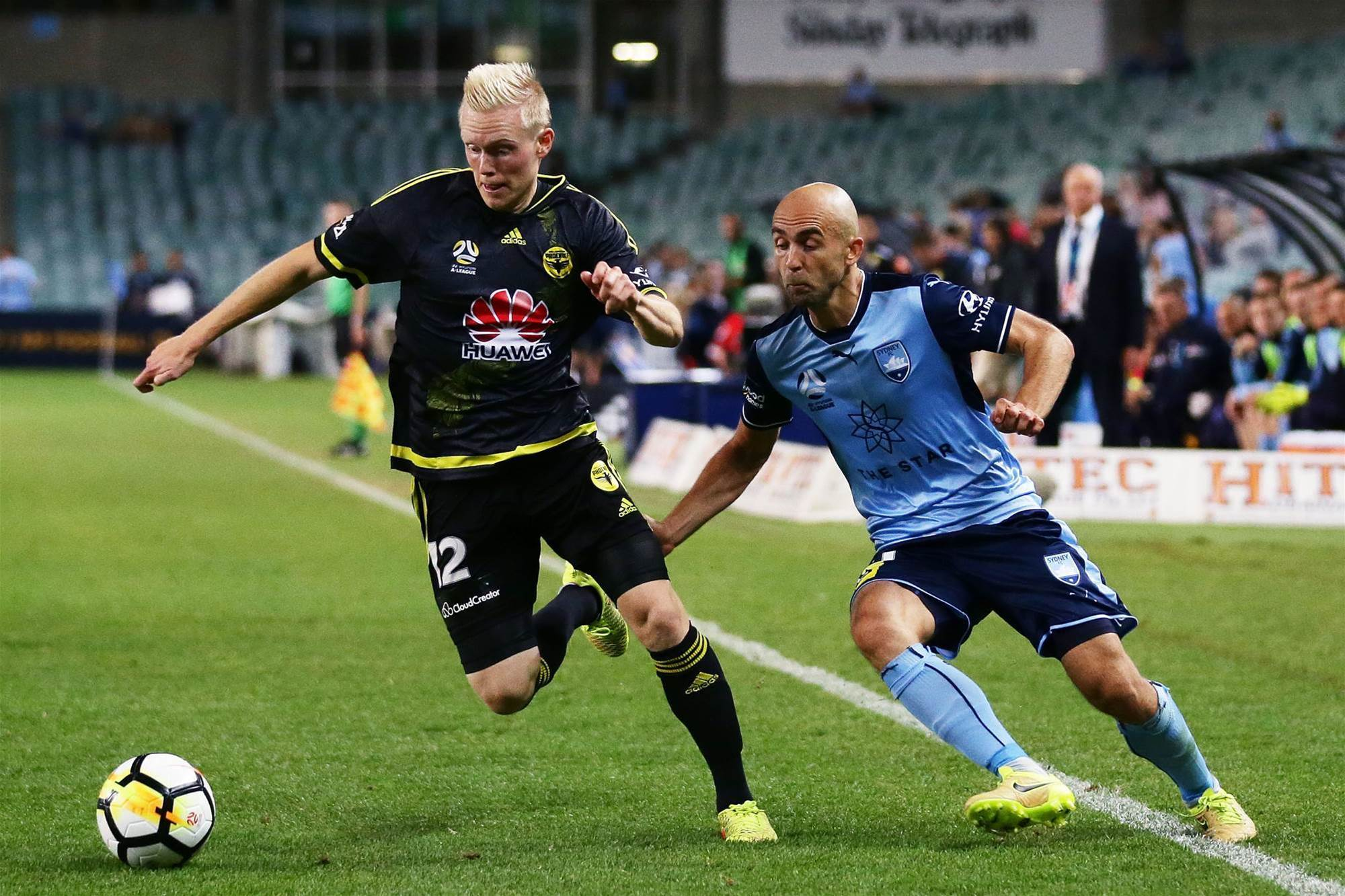 Wellington Phoenix cut loose Adam Parkhouse