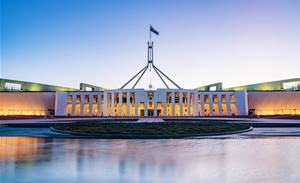 NBN Co connects Parliament House with FTTB